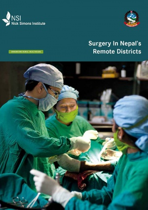 Surgery in Nepal's Remote Districts